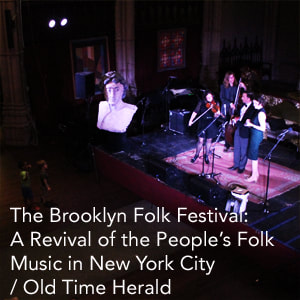 The Brooklyn Folk Festival Event Review Link