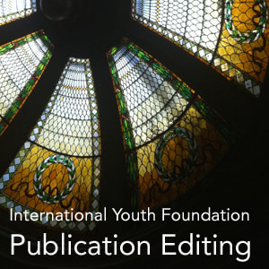 International Youth Foundation Editing